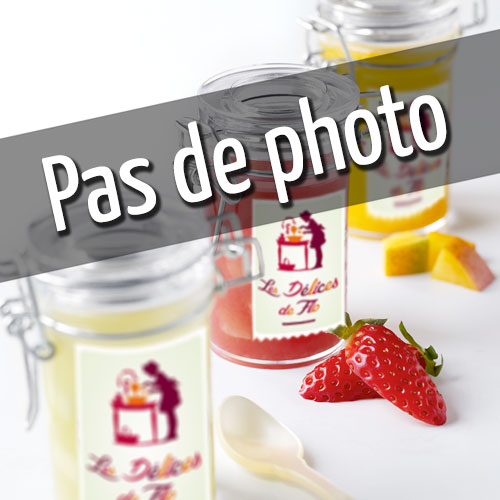 Confiture Traditionnelle Lot 3 X 130 gr